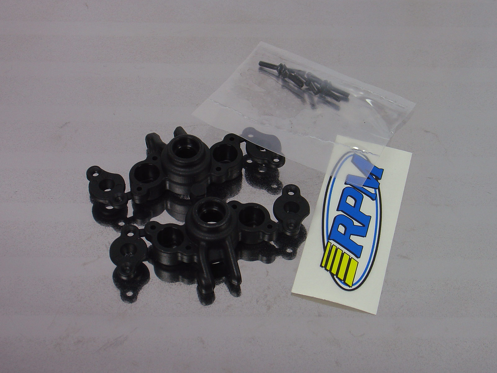 RPM Axle Carriers for Traxxas 1/16th Scale RC Vehicles