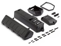 HPI 105690 - Savage XS Battery Cover Receiver Box case Set