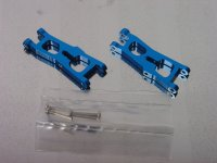 Losi Micro-T/DT (1/36) - Aluminum Front Lower Arm (Blue)