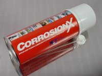 400ml Corrosion X Aerosol bottle