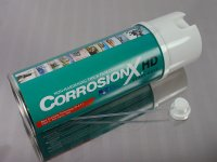 400ml CorrosionX HD Aerosol bottle