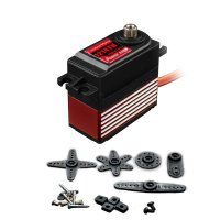 Power HD 1214TH Digital HV Titanium Gear High Torque Servo 16kg / 0.12sec / 57g