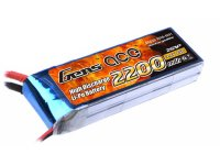 200mAh Gens Ace 25-50C 2S1P 7.4V Lipo Battery