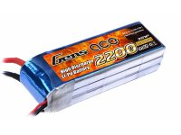 2200mAh Gens Ace  25-50C 3S1P 11.1V Lipo Battery Pack