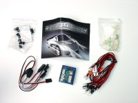 Hobbyking 1:10th Scale RC Car LED Light System