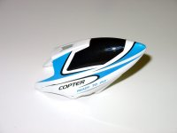 Blue Replacement Canopy for WLtoys V911 RC Helicopter