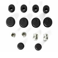 Team Magic M8 Hinge Pin Nylon Cap & Adjuster Set