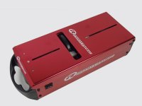 Robitronic Starterbox for Buggy & Truggy 1/8 (red anodized)