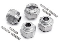 HPI 105629 - Hex Wheel Hub 12mm - 4 Pcs