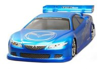 1/10 Protoform 1466-00 - Mazda 6 Clear Body For 200mm