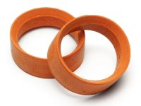 HPI 4635 - 1/10 Pro Molded Inner Foam 24mm Orange- 2 pcs