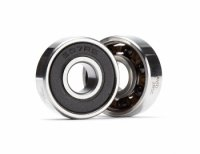 7x19x6 Front Ceramic Rubber Avid RC Ball Bearing