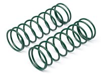 Hot Bodies 67450 - Big Bore Shock Spring Green 68mm 59gf - 2 Pcs