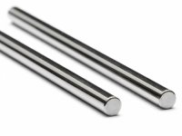 HPI 72275 - Shaft 3x60mm Silver - 2 Pcs