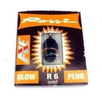 AXE Rossi R6 Extra Cold Glow Plug