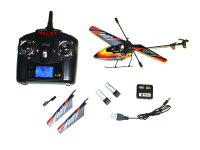 WLtoys v911 4-channel Single Blade Helicopter 2.4GHz RTF (Mode 2)