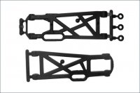 Kyosho LA220 - ZX-5 Front And Rear Suspension Arms