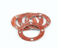 R33067-TM505113 - Robitronic Hurricane and Team Magic E6 Trooper Differential Case Gasket - 4 Pcs