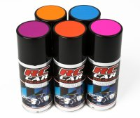 RC Car Colours - Silver Glitter 924 150 ml. Spray Paint