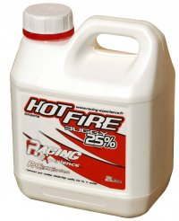 Racing Experience Hot Fire EURO 25% Nitro Off Road Fuel - 2L