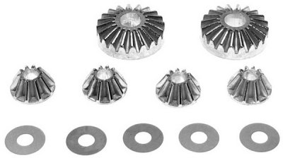 Kyosho IF102 - Bevel Gear Set for Standard Differential