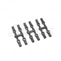 Kyosho 1296/97052 - Inferno Ball Ends 6.8 - 12 Pcs