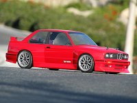 HPI 17540 - BMW E30 M3 Clear Body (200mm)