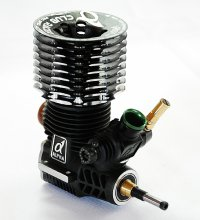 Alpha Club Racer .21 5 Port Off-Road Nitro Engine