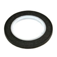 Absima 2440005 -  4mm Line Tape black - 10 meters