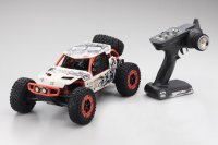 1/10 Kyosho - 2WD AXXE T1 White Buggy (RTR, 2.4GHz)