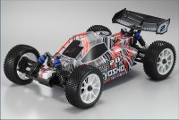 1/10 Buggy Kyosho DBX 2.0 GP Red (RTR, 2.4GHz)