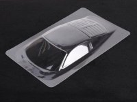 Atomic Racing AR-267-R8 - Light Weight Lexan Window For Audi R8