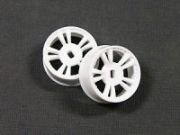 Atomic Racing AWD054 - AWD T.S Rims Narrow 2.5 Offset - White