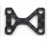 Kyosho DNW105S - dNaNo Carbon Rear Suspension Plate - Soft