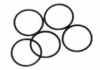 Alpha E33-BU02100 - Carburetor 21 Upper O-Ring - 5 Pcs