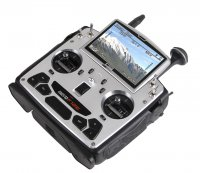 Walkera Devo F12E - 5.8Ghz Dual Transmission FPV Radio System Transmitter with Aluminum Carry Case
