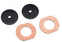Kyosho FA212 - Rage VE Slipper Plates and Pads Set