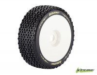 Louise L-T3126S - B-PIRATE Soft Compound Tyre Only For 1:8 Buggy - 2 Pcs.