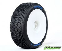 Louise L-T3194S - B-VIPER Soft Compound Tyres Only For 1:8 Buggy - 2 Pcs
