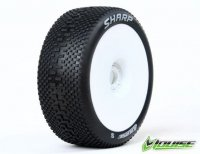 Louise L-T3196S - B-SHARP Soft Compound Tyres Only - 2 Pcs