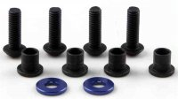 Kyosho LA256 - Steering King Pin For Ultima and Lazer - 4 Pcs