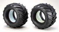 Kyosho MA051 -  Mad Force Kruiser Tire with Inner Sponge - 2 Pcs