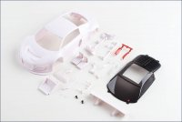 1/27 Kyosho MZN139 - Audi R8 White Body Set