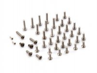 Atomic Racing TS-134 - MiniZ Buggy Titanium Screw Set
