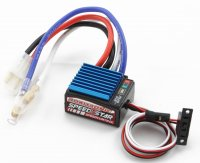 Robitronic Speedstar 2 Speedo Crawler Edition ESC for Brushed Motors - RS135