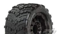 "Pro-Line 1193-13 - Shockwave 3.8"" (Traxxas Style Bead) Off-Road 1:8 Truck Mounted tyres - 2 Pcs"