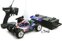 Kyosho Mini Inferno GP Readyset T1 Fire Flare (RTR, 27MHz)