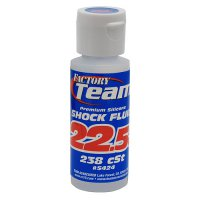 Team Associated 5424 - Silicon Shock Oil 22.5wt / 238 CST (59ml)
