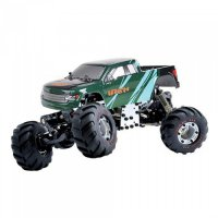 1/24 FTX IBEX Mini Crawler RTR, 2.4Ghz - Green/Black
