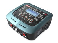 SkyRC D200 Charger AC/DC 2x200W LiPo/NiMH/LiFe/Pb with Soldering Iron - SK100097